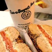 Ess-a-Bagel Cream Cheese and Lox