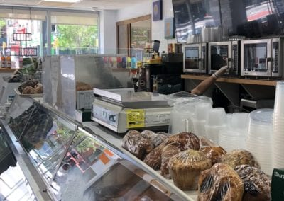 Ess-a-Bagel New Location Deli Counter