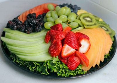 Ess-a-Bagel Offers Fruit Platers